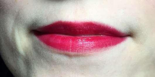 NICKA K NEW YORK Hydro Lipstick, Farbe: NY001 Daring - Farbe auf Lippen