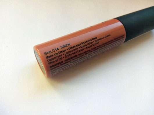 NYX Soft Matte Lip Cream, Farbe: Zurich-Beschreibung