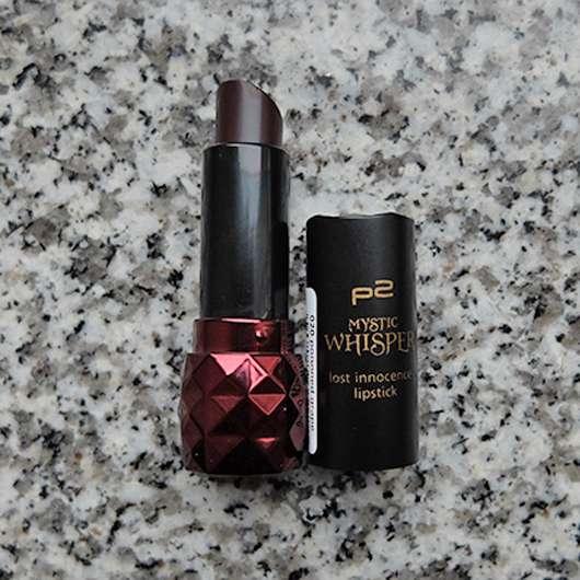 p2 mystic whisper lost innocence lipstick, Farbe: 020 poisoned grape (LE)