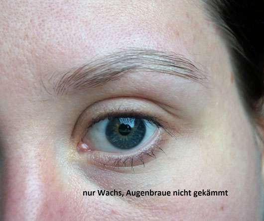 p2 perfect brow fixing + highlighting pen, Farbe: 010 take two - Augenbraue mit Wachs
