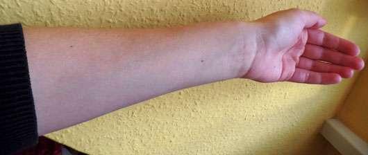 PARSA Beauty Naturmeeresschwamm - Arm