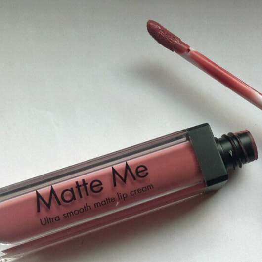 Sleek MakeUP Matte Me Ultra Smooth Matte Lip Cream, Farbe: 1037 Shabby Chic