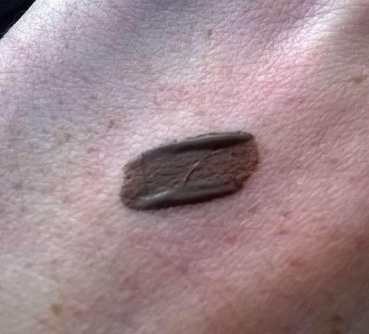 WUNDER2 WUNDERBROW Semi Permanent Eyebrows-Gel, Farbe: Black/Brown Swatch