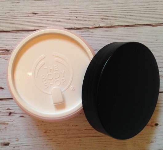 The Body Shop Vitamin E Nourishing Night Cream - abgedrehter Deckel