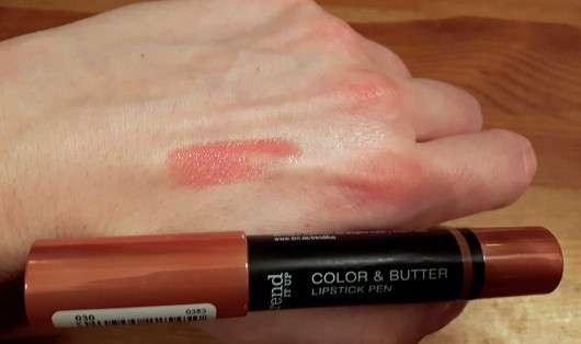 trend IT UP Color & Butter Lipstick Pen, Farbe: 030