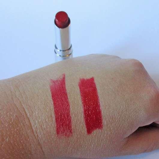 trend IT UP Gloss Infusion Lipstick, Farbe: 030 - auf dem Handrücken