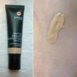 Produktbild zu trend IT UP Matte Beauty Perfection Make-up – Farbe: 020