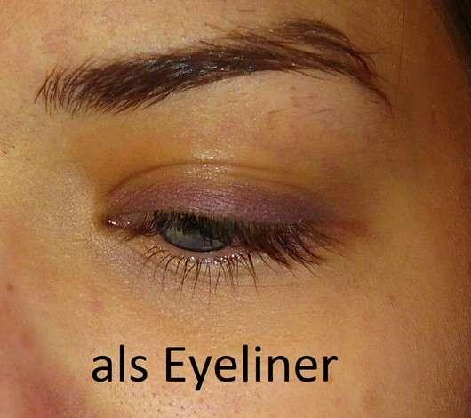 trend IT UP Ultra Smokey Eye Shadow Pen, Farbe: 040 - als Eyeliner auf dem Auge