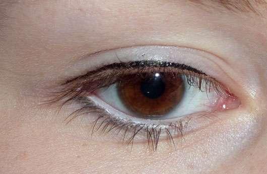 trend IT UP XS Ultra Black Brush Eyeliner Waterproof Auge