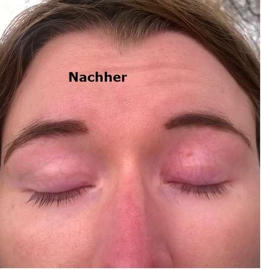 WUNDER2 WUNDERBROW Semi Permanent Eyebrows-Gel, Farbe: Black/Brown nachher