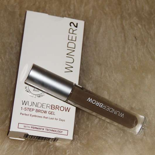<strong>WUNDER2</strong> WUNDERBROW Semi Permanent Eyebrows-Gel - Farbe: Blonde