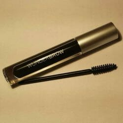Produktbild zu WUNDER2 WUNDERBROW Semi Permanent Eyebrows-Gel – Farbe: Jet Black