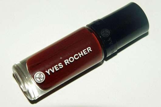 Yves Rocher Couleurs Nature Nagellack Couleur Végétale, Farbe: 11 Acajou - Flasche
