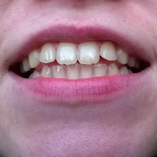 Zendium Complete Protection Zahncreme nach dem Putzen
