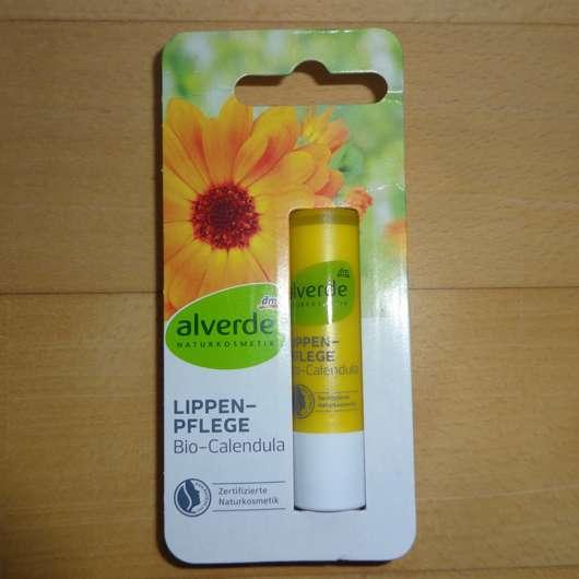 alverde Lippenpflege Bio-Calendula
