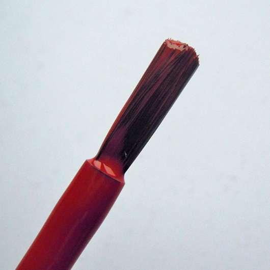 Pinsel des ARTDECO Art Couture Nail Lacquer, Farbe: 665 brick red (LE)