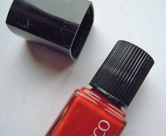Deckel des ARTDECO Art Couture Nail Lacquer, Farbe: 665 brick red (LE)