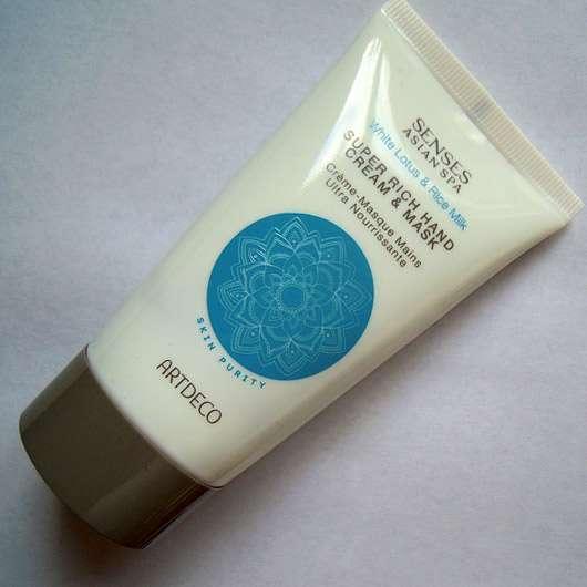 <strong>ARTDECO Asian Spa</strong> Skin Purity Super Rich Hand Cream & Mask