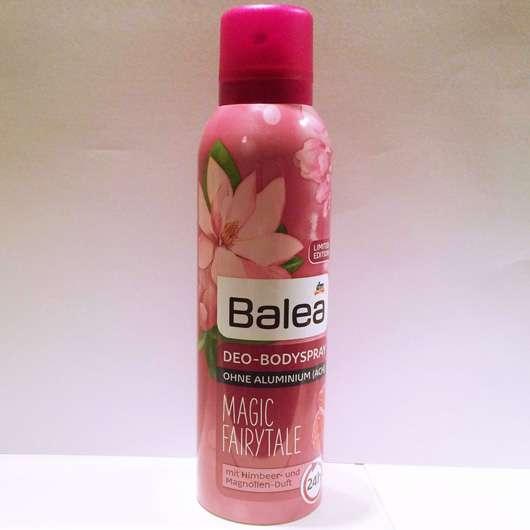Balea Deo-Bodyspray Magic Fairytale (LE) Flasche