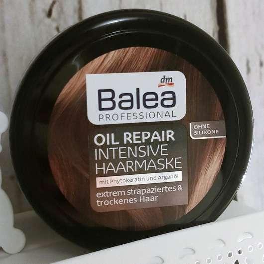 Balea Professional Oil Repair Intensive Haarmaske Design