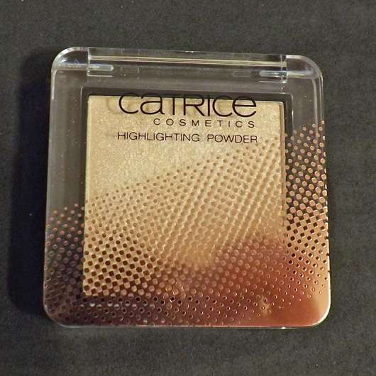 Catrice Highlighting Powder Prêt-à-Lumière, Farbe: C01 Luminious Lights (LE) Verpackung