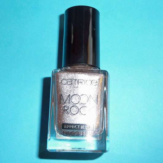 Catrice Moon Rock Effect Nail Lacquer, Farbe: 02 Honey Moon - Flasche