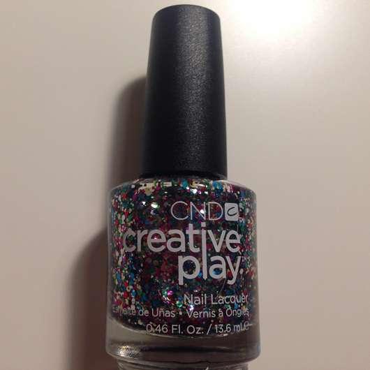 CND CREATIVE PLAY Nail Lacquer, Farbe: Glittabulous
