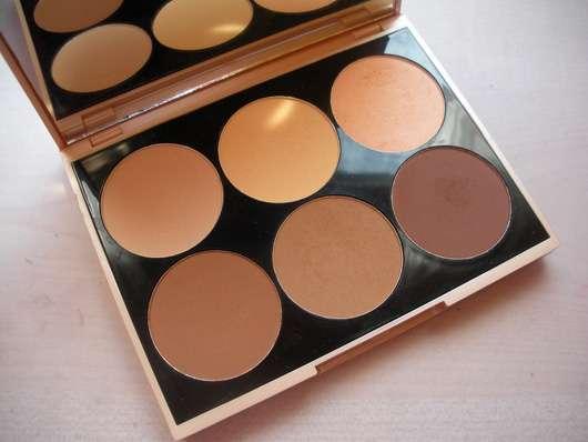 Douglas Make-up Contouring Palette Farben