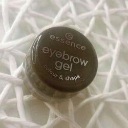 Produktbild zu essence eyebrow gel colour & shape – Farbe: 01 brown