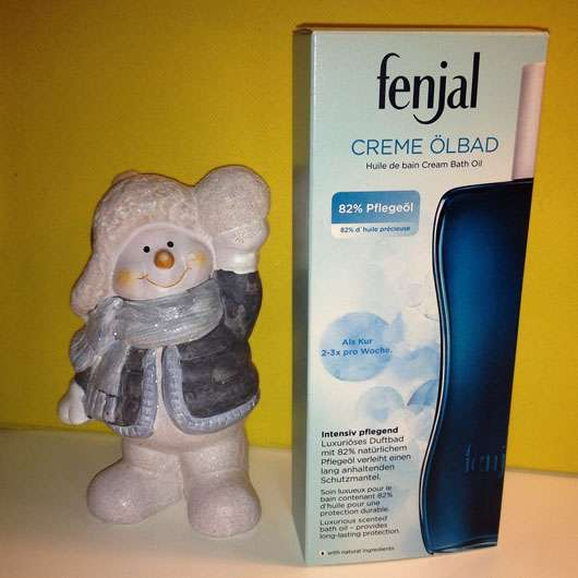 <strong>fenjal</strong> Creme Ölbad