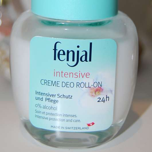 <strong>fenjal</strong> intensive Creme Deo Roll-on