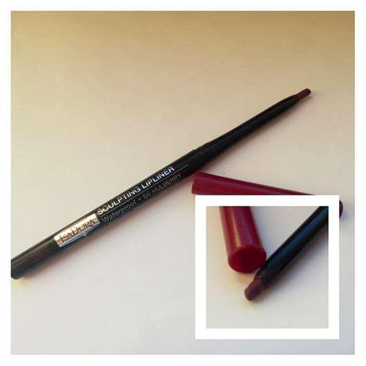 IsaDora Lip Desire Sculpting Lipliner Waterproof, Farbe: 66 Mulberry