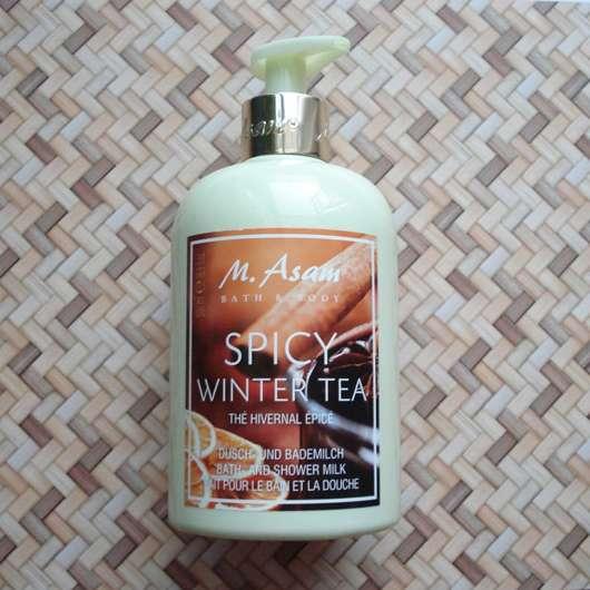 M. Asam Spicy Winter Tea Dusch- und Bademilch