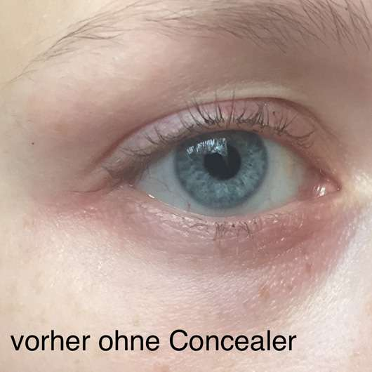 Auge ohne Max Factor Mastertouch All Day Concealer, Farbe: 303 Ivory