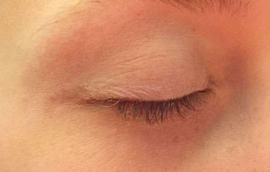 Maybelline Eyestudio Lasting Drama Gel Eyeliner 24H, Farbe: 01 Black vorher