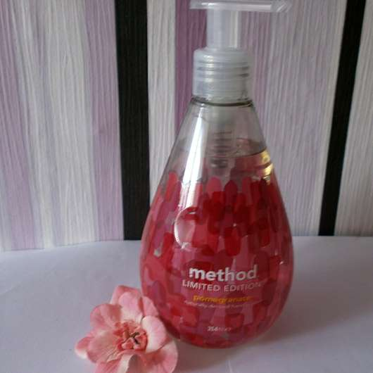 method pomegranate naturally derived hand wash (LE)