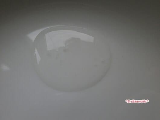 method pomegranate naturally derived hand wash (LE) - Konsistenz
