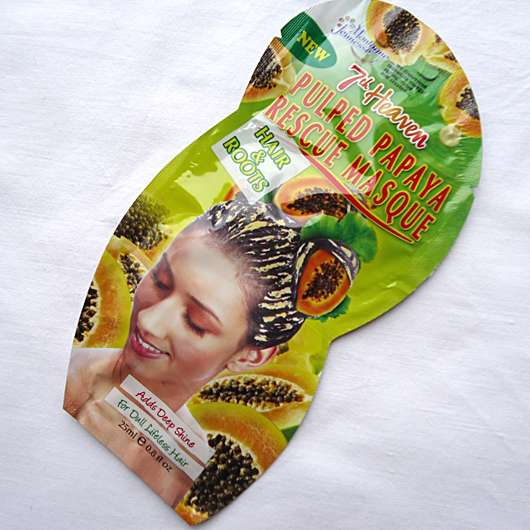 <strong>Montagne Jeunesse</strong> Pulped Papaya Rescue Masque