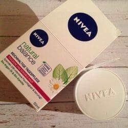 Produktbild zu NIVEA NATURAL BALANCE Reichhaltige Tagespflege