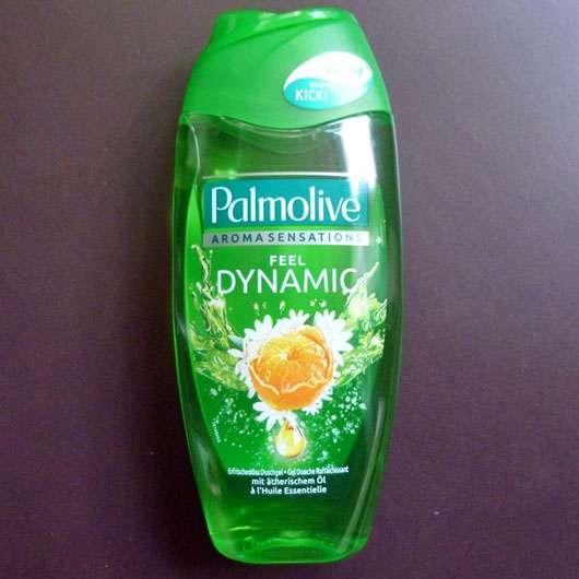 Palmolive Aroma Sensations Feel Dynamic Duschgel - Flasche