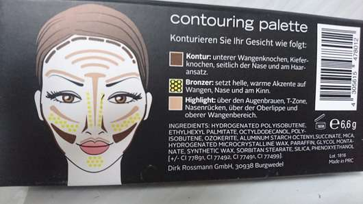 Rival de Loop Contouring Palette Anwendung