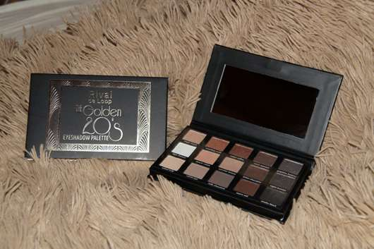 Rival de Loop The Golden 20's Eyeshadow Palette (LE) Palette