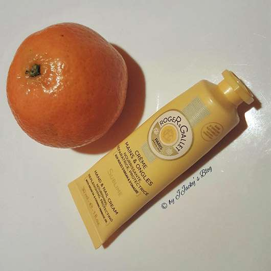 <strong>Roger&Gallet</strong> Sublime Hand- und Nagelcreme
