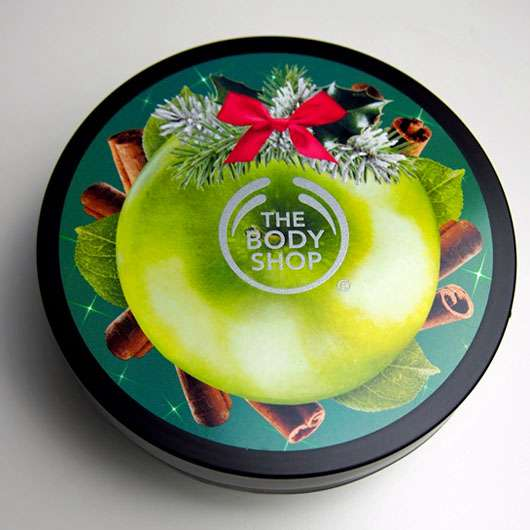 The Body Shop Bodybutter Spiced Apple