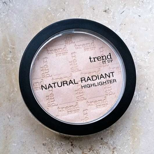 trend IT UP Natural Radiant Highlighter, Farbe: 010