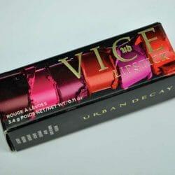 Produktbild zu Urban Decay VICE Lipstick – Farbe: Liar (Cream Finish)