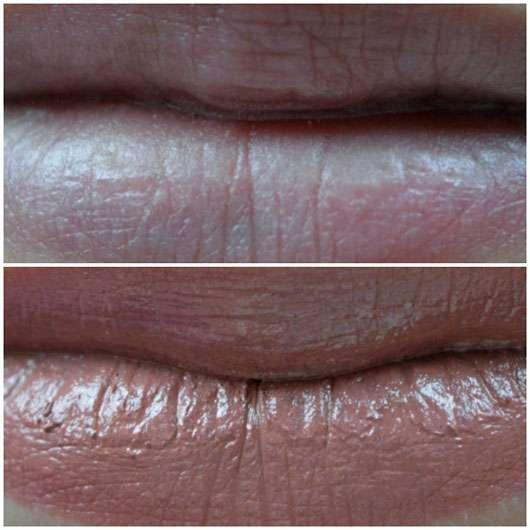 Urban Decay VICE Lipstick, Farbe: Liar (Cream Finish) - Farbe auf den Lippen