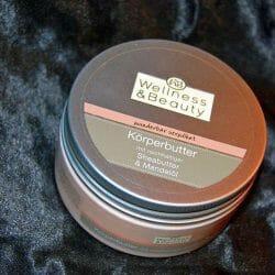 """Produktbild zu Wellness & Beauty Körperbutter """"wunderbar verwöhnt"""""""