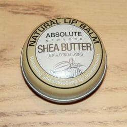 "Produktbild zu ABSOLUTE NEW YORK Natural Lip Balm ""Shea Butter"""