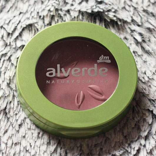 alverde Puderrouge, Farbe: 08 Berry Dream